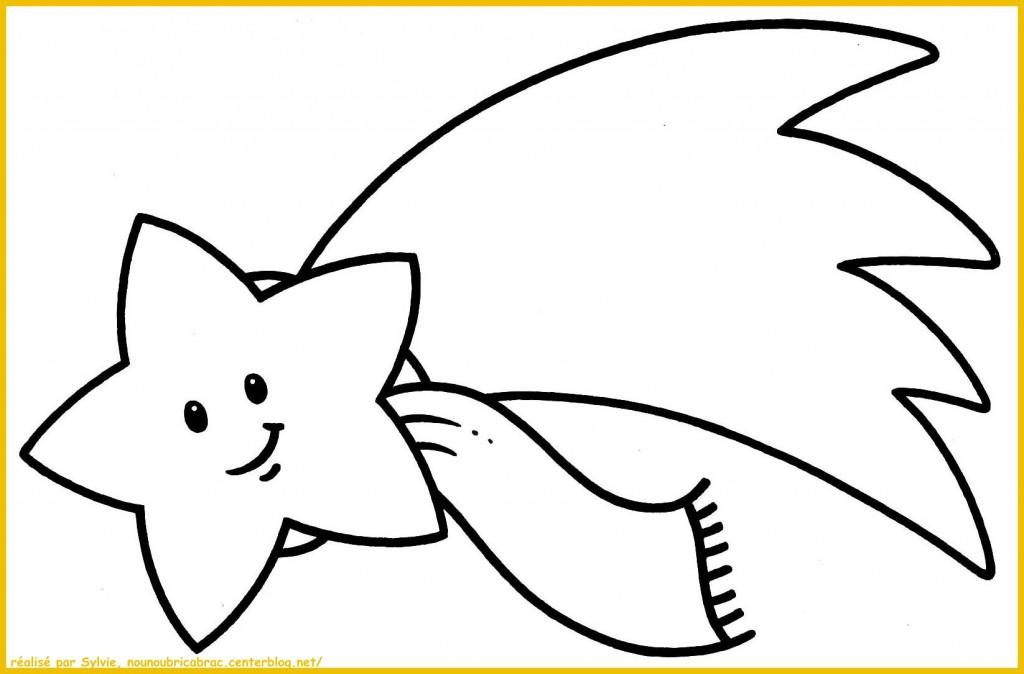 dessin de etoile (8)