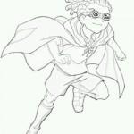 dessin de inazuma eleven