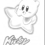 dessin de kirby