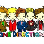 dessin de one direction