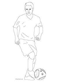 dessin de xavi