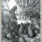 illustration de gustave dore fables