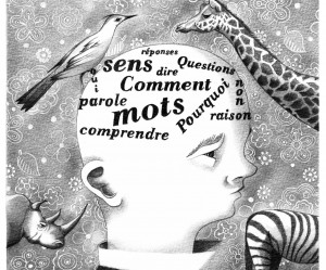 illustration de mots