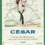 illustration etiquette de vin