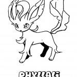 dessin de pokemon