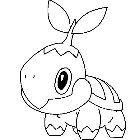 Dessin De Pokemon 9