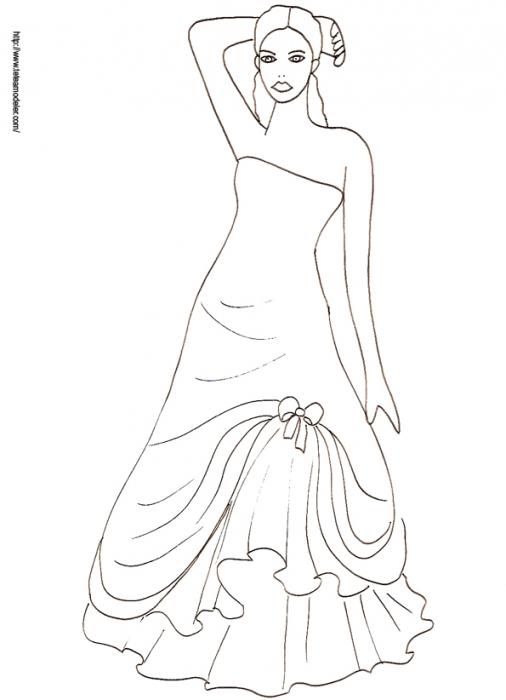 dessin de robe (3)