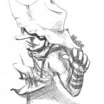 dessin de usopp