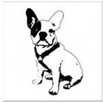 illustration de chien