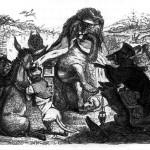 illustration de grandville