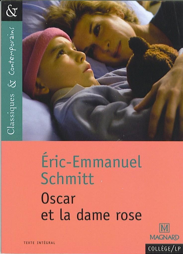 illustration de oscar et la dame rose