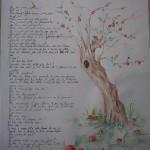 illustration de poeme