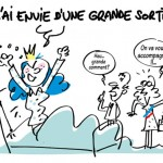 illustration de presse