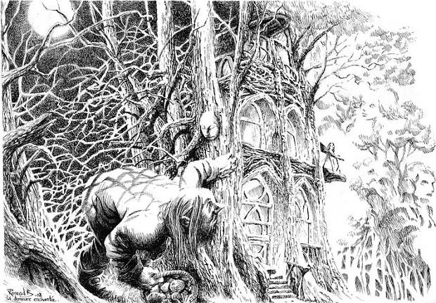 illustration encre de chine (4)