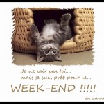 image de week end