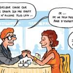 dessin comique politique