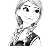 dessin de anna