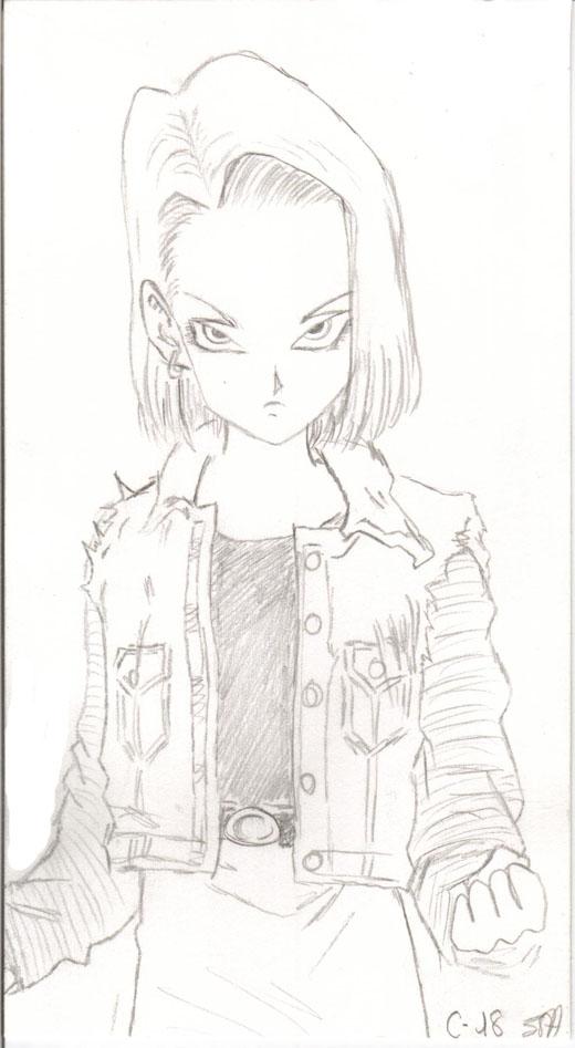 dessin de c18