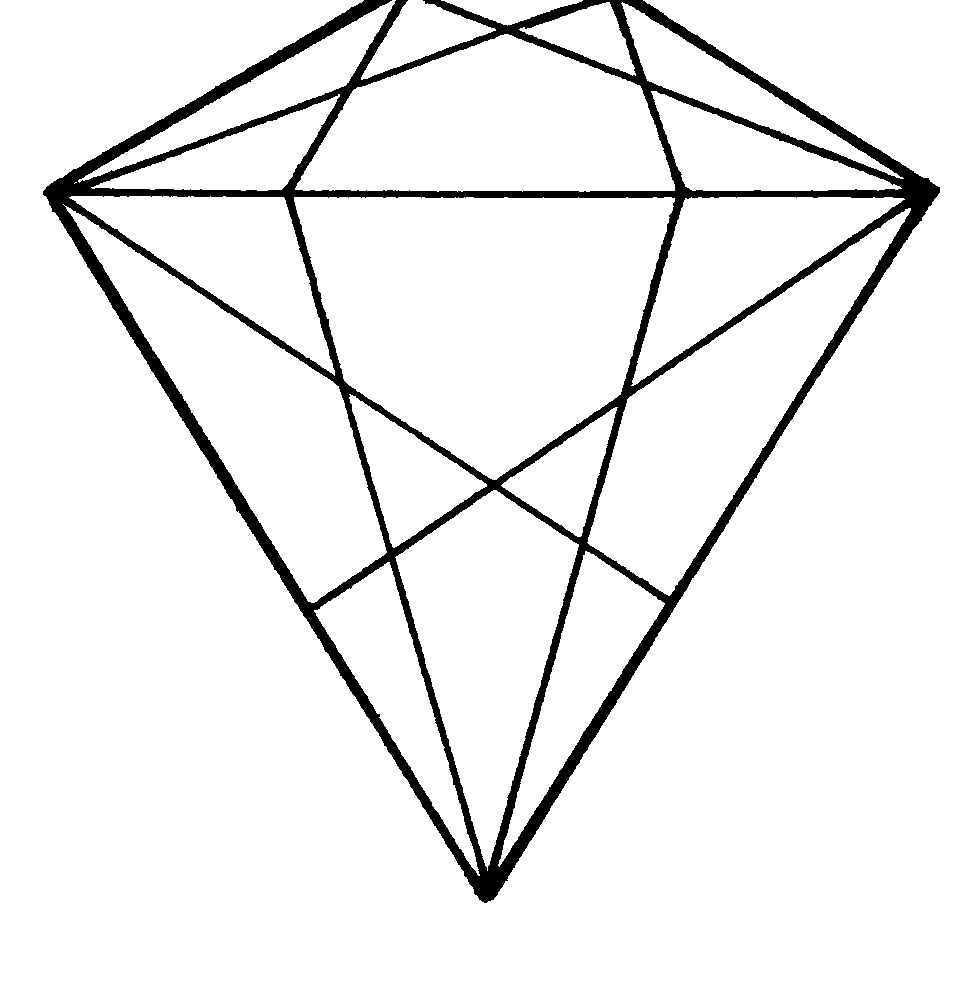 Dessin de diamant 7 - Diamant dessin ...