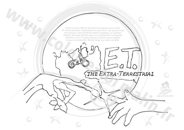 Dessin de e t l extraterrestre 2 - Dessin extra terrestre ...