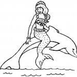 dessin de sirene