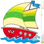 illustration de bateau