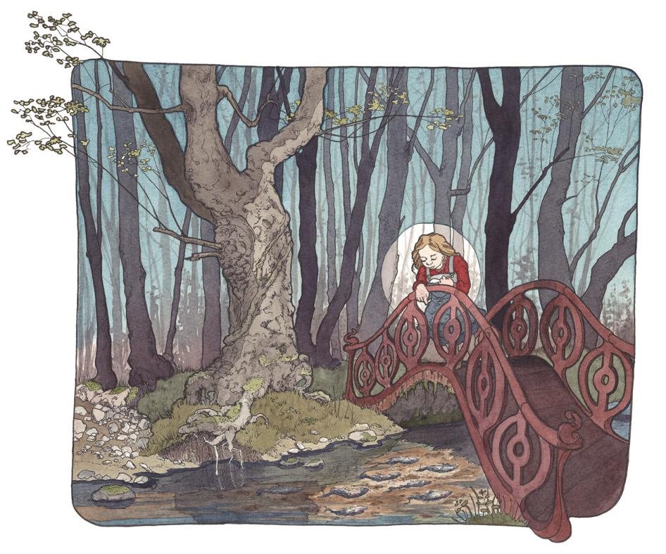 illustration de livre