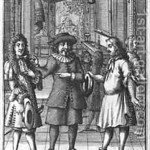 illustration de moliere