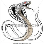illustration de serpent