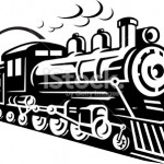 illustration de train