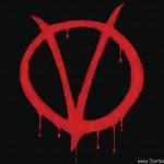 image de v pour vendetta