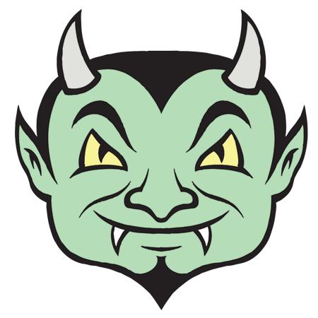 Dessin de diable 3 - Comment dessiner un diable facilement ...