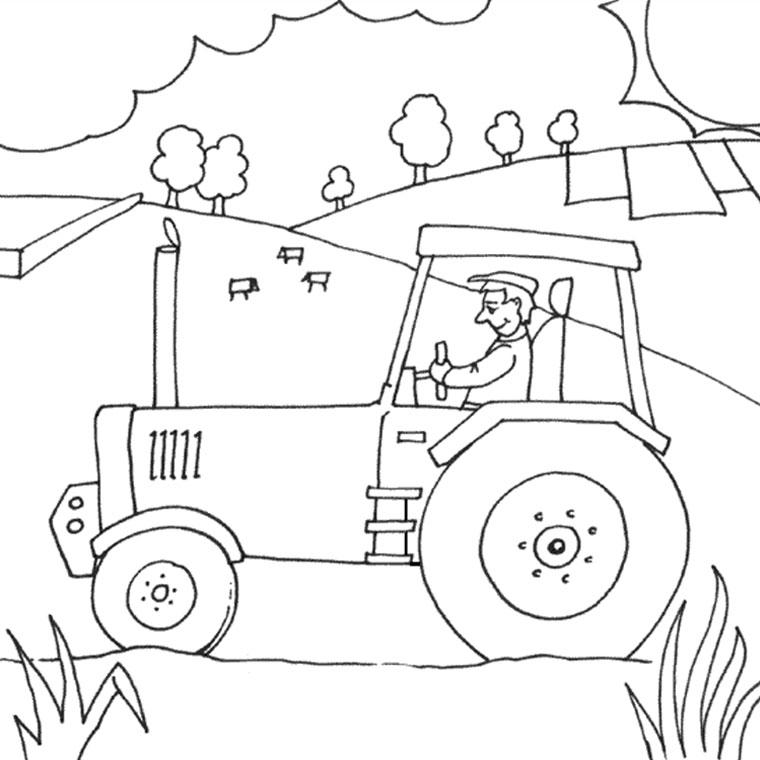 Dessin de ferme 9 - Dessin d une ferme ...