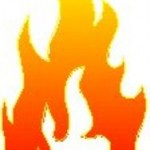 dessin de flamme