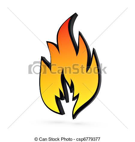 Dessin De Flamme 7