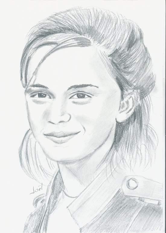 Dessin de jeune fille 8 - Des dessin de fille ...