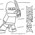 dessin de ninjago