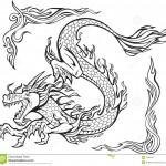 illustration de dragon