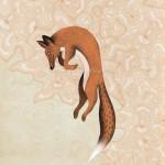 illustration de renard
