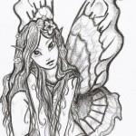 dessin d elfe