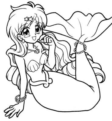 Dessin De Manga A Imprimer 9