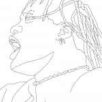dessin de r-truth