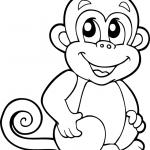 dessin de singe