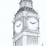 illustration de big ben