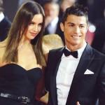 image de c ronaldo et sa femme