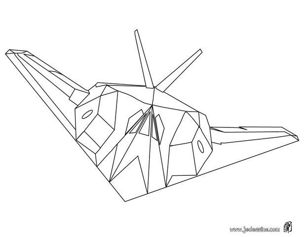 dessin d avion de guerre 4