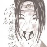 dessin d itachi