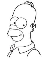 Dessin De Homer Simpson 3