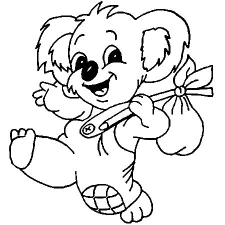 Dessin De Koala 3