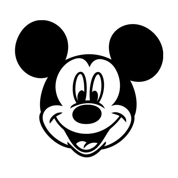 Dessin simple mickey - Mickey mouse dessin ...